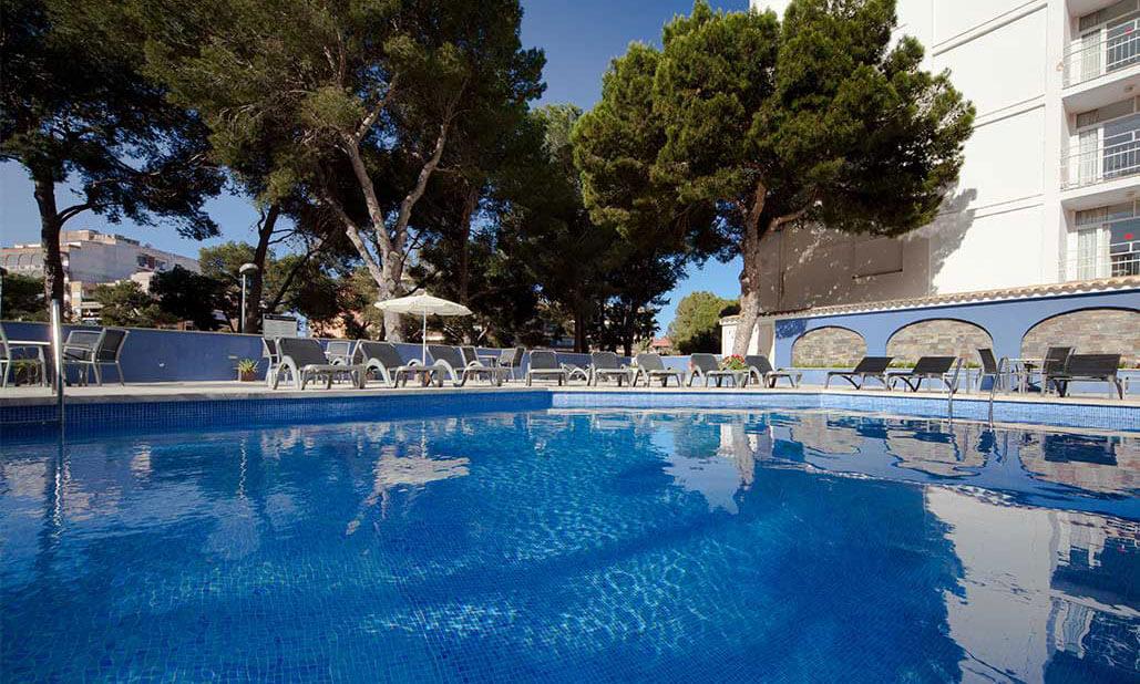 Hotel Torre Azul Arenal Mallorca